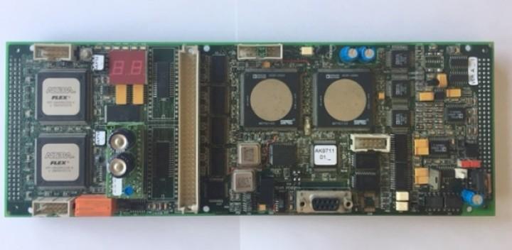 CCU Processor Board AK9710 instandgesetzt