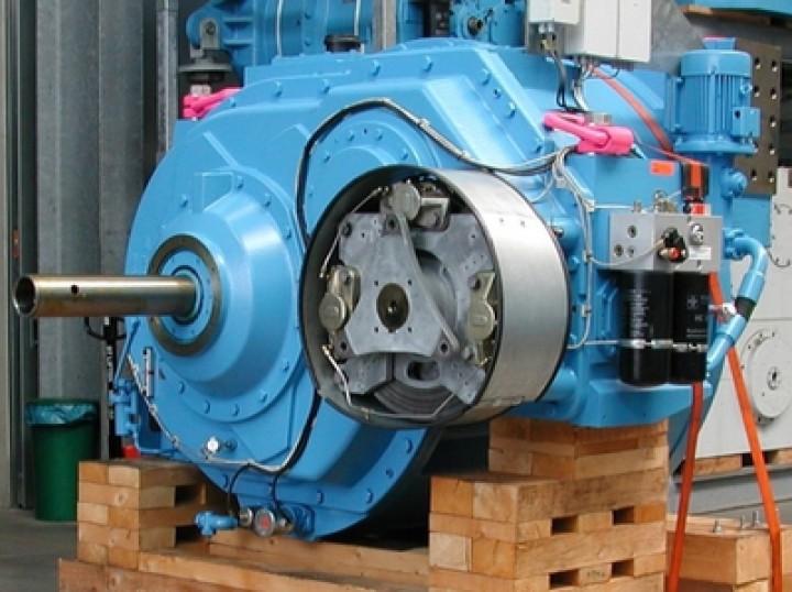 Getriebe für Vestas V80