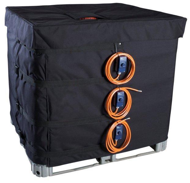 IBC Container Heizung: 0-90ºC, 4400x1000mm, 230V 3x1000W, 11-9861B