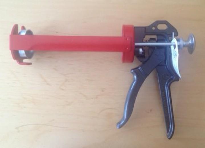 Presspistole manuell, für 380 ml Kartusche Plexus