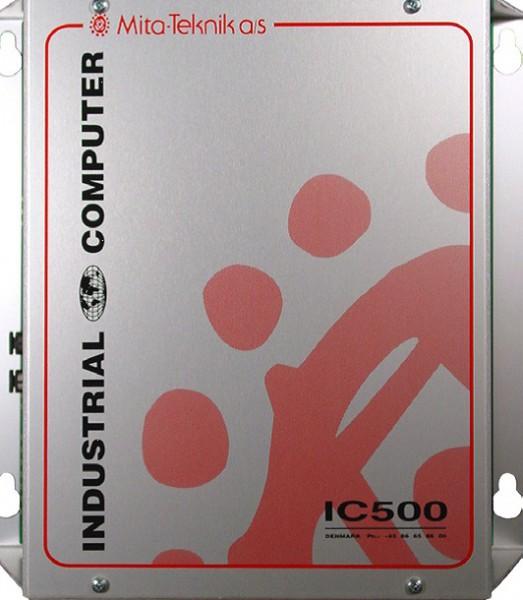 Mita-Teknik IC500 Controller SINGLE RING ARC-NET, MASTER, STD. POWER 46/46, 972150021