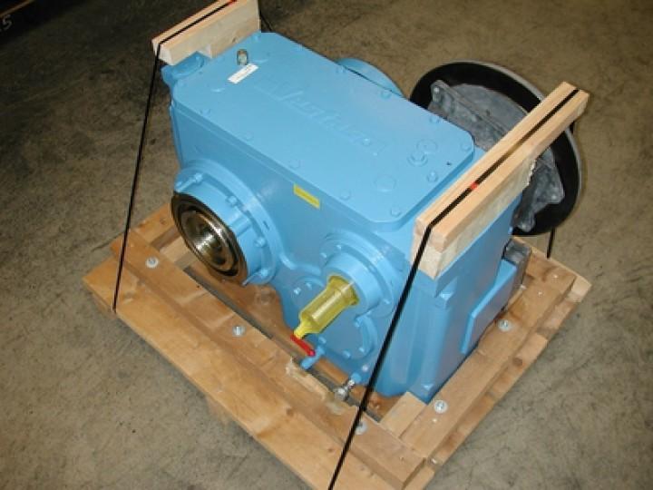 Getriebe für Vestas V25