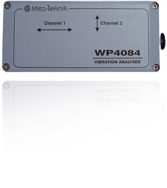Mita-Teknik WP4084 Schwingungsanalysegerät CH. 1+2/RS485 Node No. 101, Gear, 972408423A