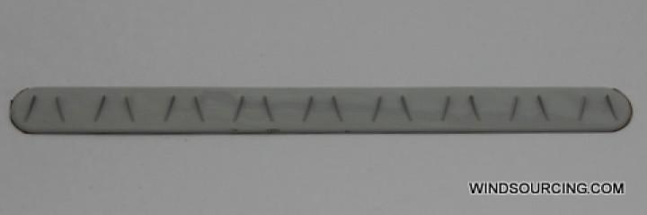 Vortex Generatoren Vestas Rotorblätter, 3mm Breite