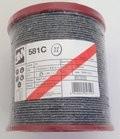 3M 581C fiber disc, 125mm, 22,23mm, P24