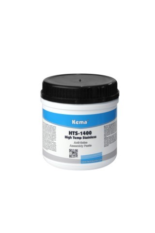 Kema HTS-1400 Montagepaste HIGH TEMP STAINLESS - 500G