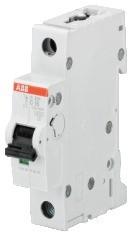 2CDS251001R0974 S201-C1,6 circuit breaker