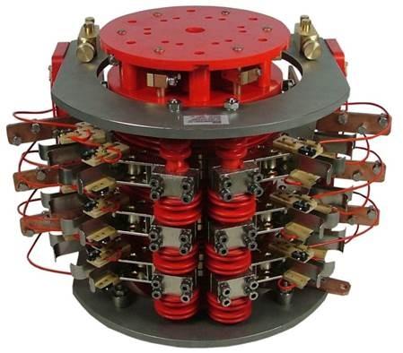 ABB Bravo Generator Schleifringeinheit für 3MW Anlage