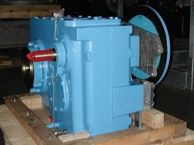Gearbox for Vestas V27