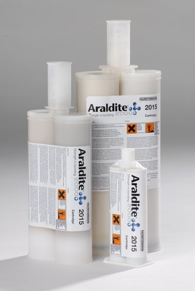 Araldite 2015, 380 ml Kartusche inkl. Mischdüse