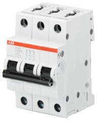2CDS253001R0258 S203-Z1,6 circuit breaker