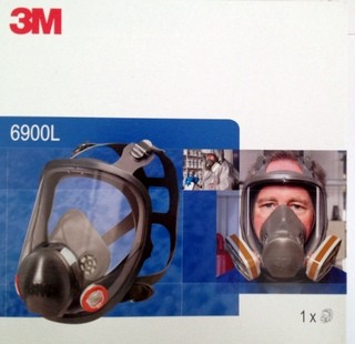 3M™ Full Face Mask 6900L