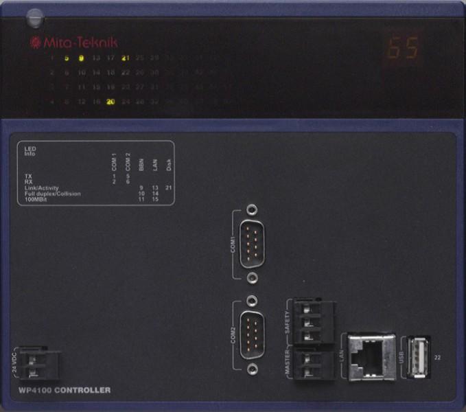 Mita-Teknik WP4100 MK II CONTROLLER,978410002
