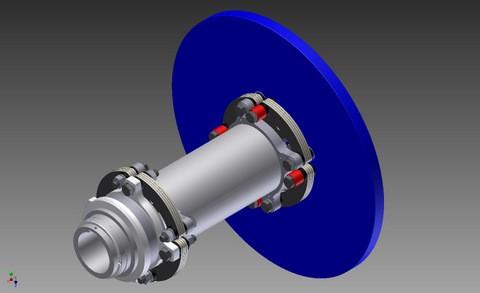 Kupplung Zero-Max für Hyosong - HS90-2MW AW739050
