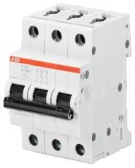 2CDS253001R0377 S203-K6 circuit breaker