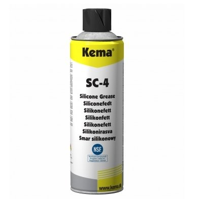 SC-4 Silikon-Spray NSF-H1 Spray- 500 ml Kema