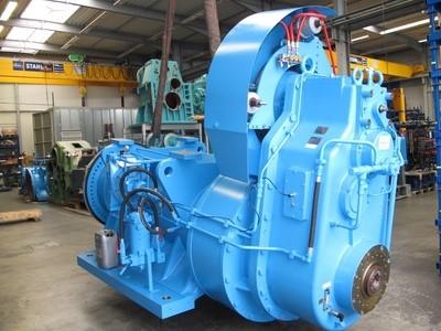 Getriebe für HSW1000