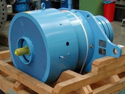 Getriebe für HSW250