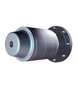 Scheiben-Bremse, hydraulisch, Rotorlock Rotorlock
