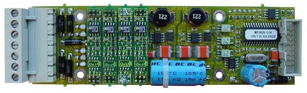 Mita-Teknik WP3035 AOUT 4 CH. 2X20MA 2X10V 12 BIT, 972303505