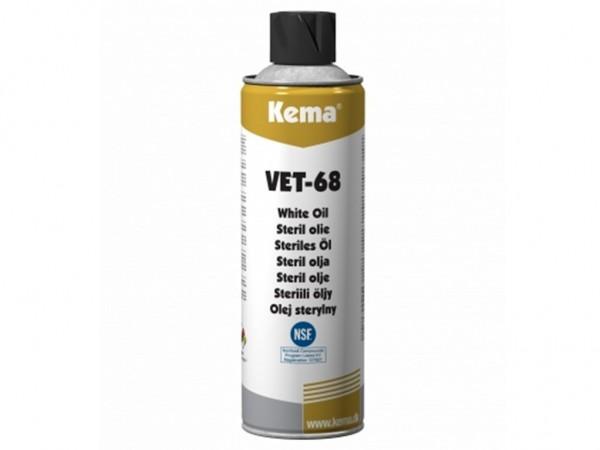 Kema VET-68 Ölspray STERIL OLIE SPRAY NSF-H1, 500 ml