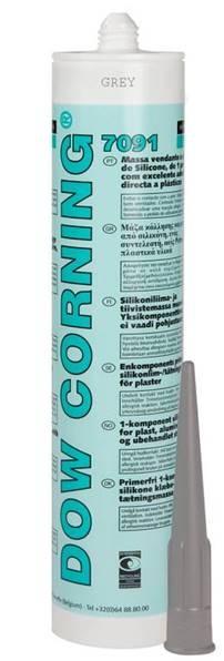 Dow Corning 7091, Kleb- und Dichtstoff, 310 ml Kartusche