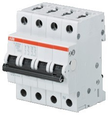 2CDS253103R0257 S203-K1,6NA circuit breaker
