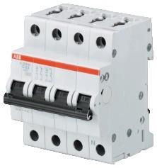 2CDS253103R0504 S203-C50NA circuit breaker