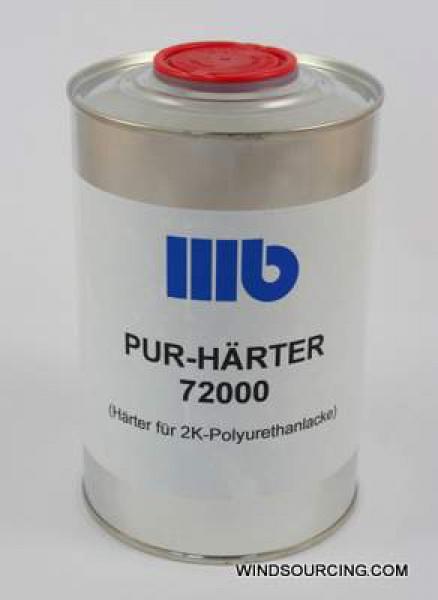 Reparatur-Set: PUR-Härter 72000 1,0 kg Flasche