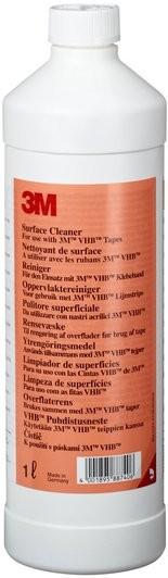 3M VHB Surface Cleaner 08986, Oberflächenreiniger, 1 Ltr. Flasche