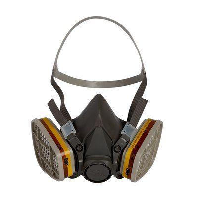 3m 6300l respiratore
