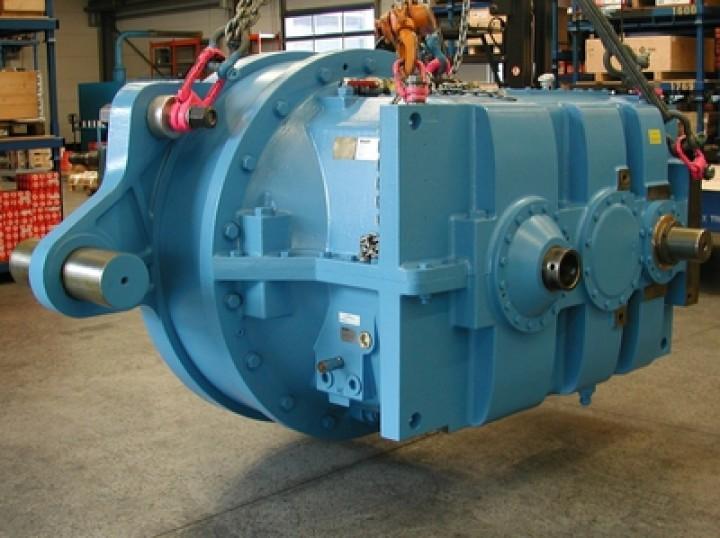 Getriebe für Nordex N60