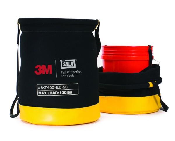3M DBI-SALA Spezial Transport-Tasche, Segeltuch, Tragegurt, für Eimer bis 19 Liter Fassungsvermögen,