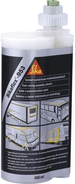 Sikaflex 953 L30, 490 ml Kartusche inkl. Mischdüse