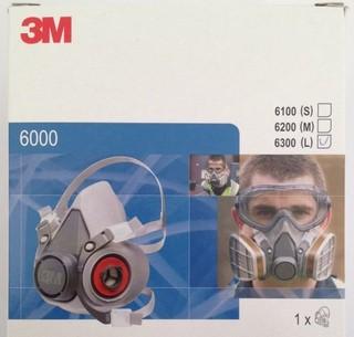 3M Halbmaskenkörper 6300L
