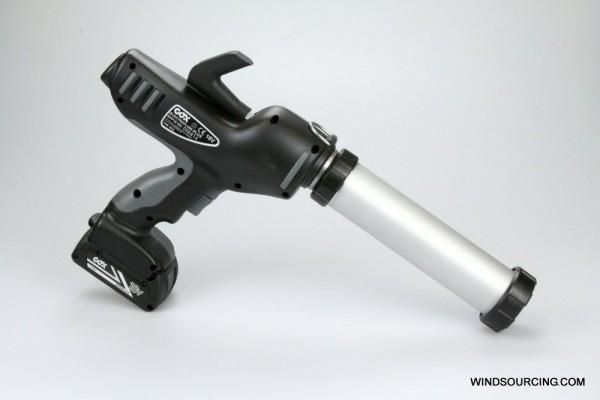 Battery handgun for SikaCor SW-1000 RepaCor 295gr. Cartridges