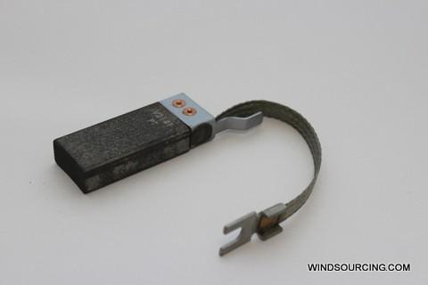 V2141 Kohlebürste, 25x12,5x64 mm, Erdungsbürste