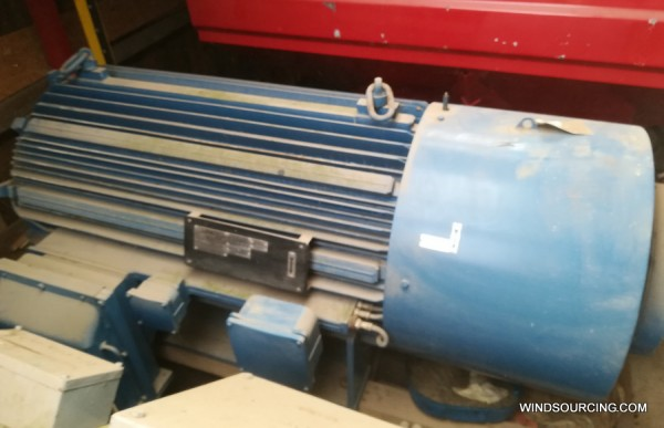 Loher Generator 600KW (Neu)