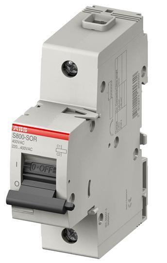2CDS200970R0012 S2C-H1015X Integrierter Hilfskontakt