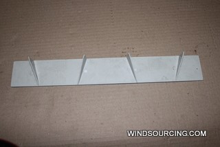 Vortex Generator Large 25x50x350 for LM rotor blades, 346201