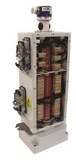 GUPTC 1.5MW Schleifringeinheit für 1.5MW Anlage