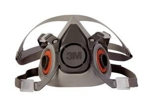 3M Half-mask body 6200M
