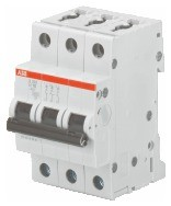 2CDS253001R0635 S203-B63 circuit breaker