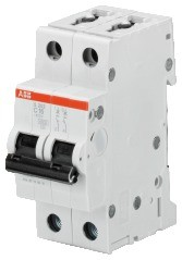 2CDS252001R0974 S202-C1,6 circuit breaker