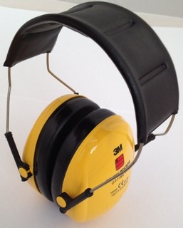 3M Optime Over-the-Head Earcup
