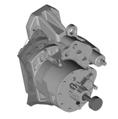 945-56080 Bremszange SHD5.5-4%