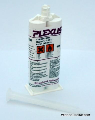 Plexus MA 300 Kleber & Aktivator, 50 ml Kartusche