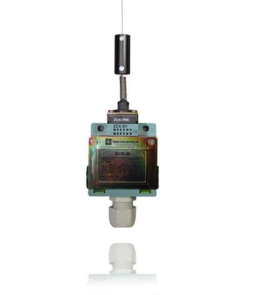 Mita-Teknik VIBRATION SENSOR XCK-M (2 NC), Schwingungssensor, 7600915