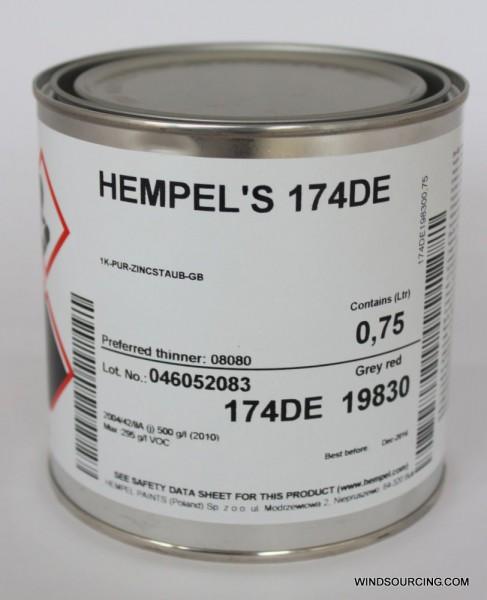 Hempel's 174DE / 1K-PUR-Zinkstaub-GB