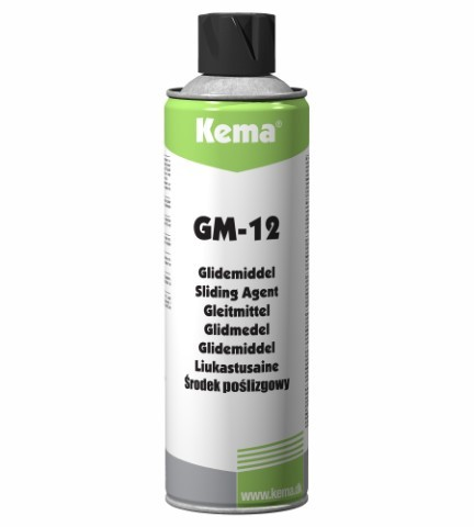 Kema GM-12 Gleitmittel-Spray 500 ml